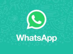 作品:WhatsApp即時聊天軟體