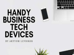 Handy Business Tech Devices