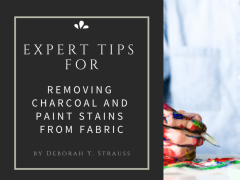 Tips for Removing Artist Stains from Fabric