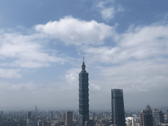 A day in Taipei