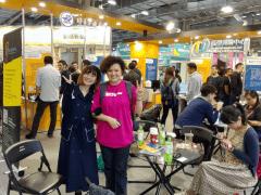 2019 Meet Taipei 交大主題館