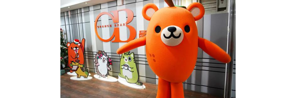 橘熊科技股份有限公司