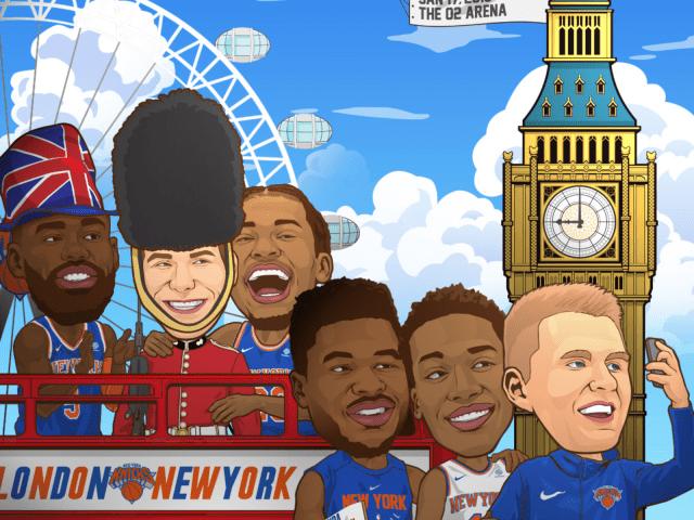 Knicks NBA London