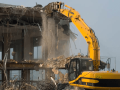 Things you Need to Know about Demolition Hire