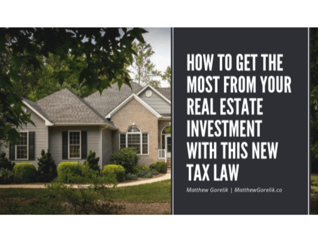 How to Get the Most from Real Estate Investment