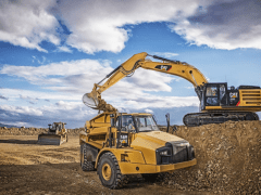 Professional Earthmoving Equipment Australia