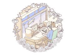 插圖設計 / illustration