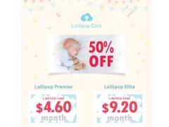 Lollipop email (EDM)