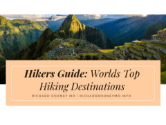 Hikers Guide: Worlds Top Hiking Destinations