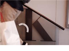 書店樓梯氛圍設計