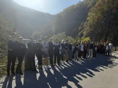 Излет кањоном реке Ђетиње 2019.