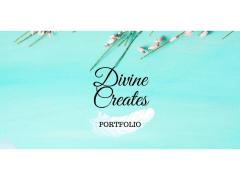 Divine Social Media Manager Portfolio 1