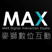 麥獅數位互動工作室 logo
