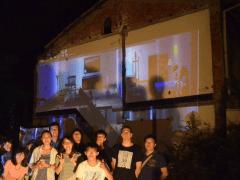 《荒廢城市與生機》3D光雕活動籌辦