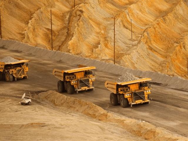 Roman Rubin Black Tusk - Metals &Mining Industry