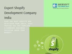 Expert Shopify Development Company India