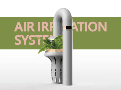 AIR IRRIGATION SYSTEM