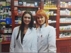 Блок настава- фармацеутска технологија.