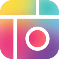 PicCollage 拼貼趣 logo