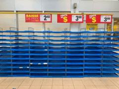 Coronavirus: Montreal Empty Shops | Neil Haboush