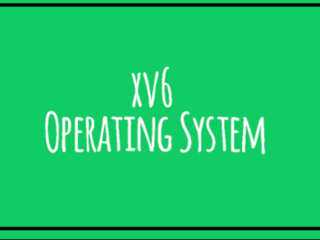 Design Operating Systems
