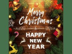 平面設計 | 聖誕節賀卡設計