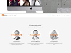 viuto_數位看板客製化服務介面