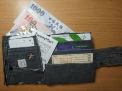 錢包設計作業-透過觀察為陌生男同學設計錢包