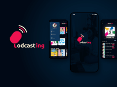 【UI Design/ Branding】Podcasting