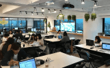 Monospace 共同工作空間 work environment photo