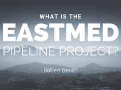 What is the EastMed Pipeline Project?