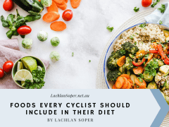 Foods Every Cyclist Should Include in Their Diet