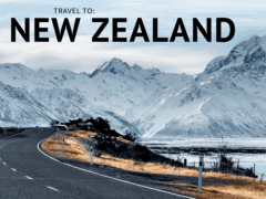 Travel to: New Zealand