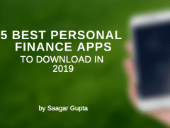 5 Best Personal Finance Apps to Download in 2019