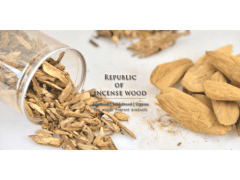 【平面設計】香木共和國Republic of Incense Wood