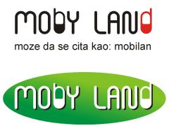 Logo za Moby Land Užice