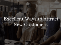 4 steps to attracting new customers – Odeta Rose