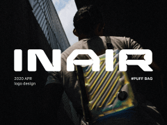 INAIR Officials | Logo Design