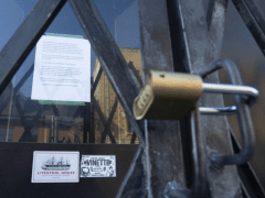 COVID19-Montreal Restaurants Close Till Next Order