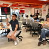 Growth Marketer Academy work environment photo