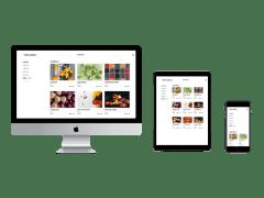 Vue 電商網站