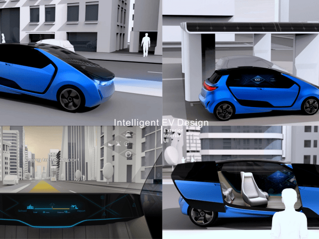 Intelligent EV design