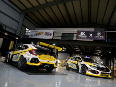 J.A.S Civic Type-R FK8 TCR