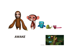 【動畫】AWAKE