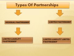 Types Of Partnerships | Franklin I. Ogele