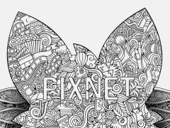Happix can tell u everything! - 辦公室牆面設計