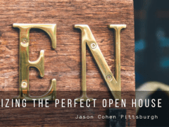 Tips for Organizing the Perfect Open House