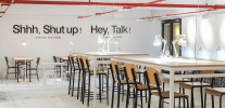 BeeInventor 點子建有限公司 work environment photo