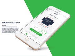 Whoscall iOS IAP
