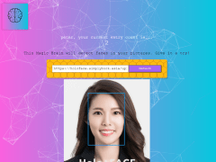 Face Recognition website